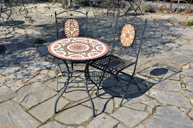 Mosaik Selber Fliesen Auf Altem Tisch : mosaiktisch selber machen material anleitung tipps ~ Watch28wear.com Haus und Dekorationen