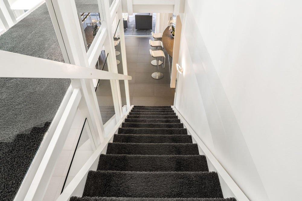 Sehr Teppich auf einer Treppe verlegen - Schritt für Schritt Anleitung KK85