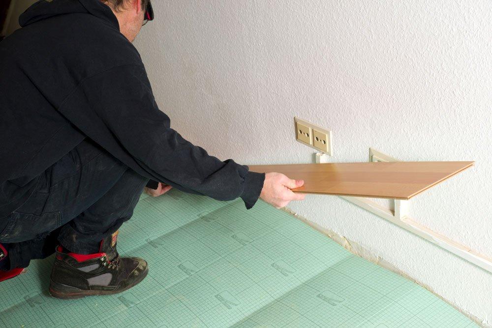trittschalld mmung verlegen anleitung kleine materialkunde. Black Bedroom Furniture Sets. Home Design Ideas