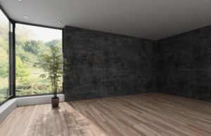 Wand in Betonoptik streichen - Anleitung & Tipps
