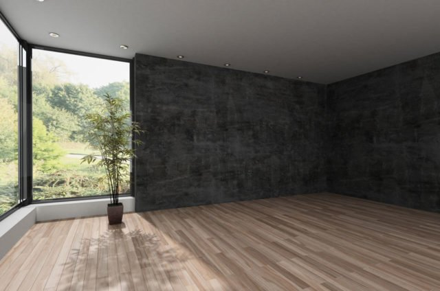 Wand In Betonoptik Streichen   Anleitung U0026 Tipps