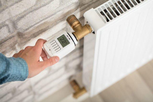 Berühmt Thermostat am Heizkörper wechseln - Schritt für Schritt erklärt TD32