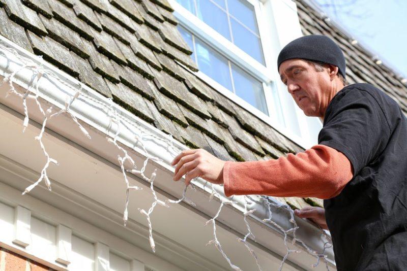 Weihnachtsbeleuchtung Für Innen Und Außen.Sichere Weihnachtsbeleuchtung Für Innen Und Außen So Geht S