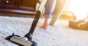 Teppich reinigen Methoden