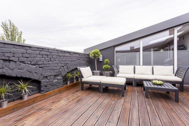 Sichtschutz auf der Terrasse - 6 Ideen für mehr Privatsphäre ...