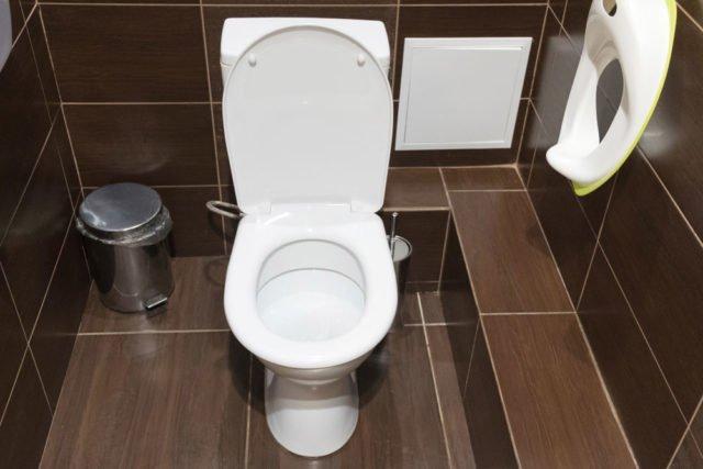 stand wc austauschen ableitung tipps
