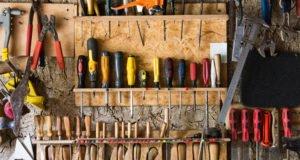 Werkzeugwand selber bauen