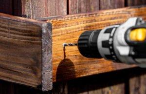 Holzschrauben vorbohren