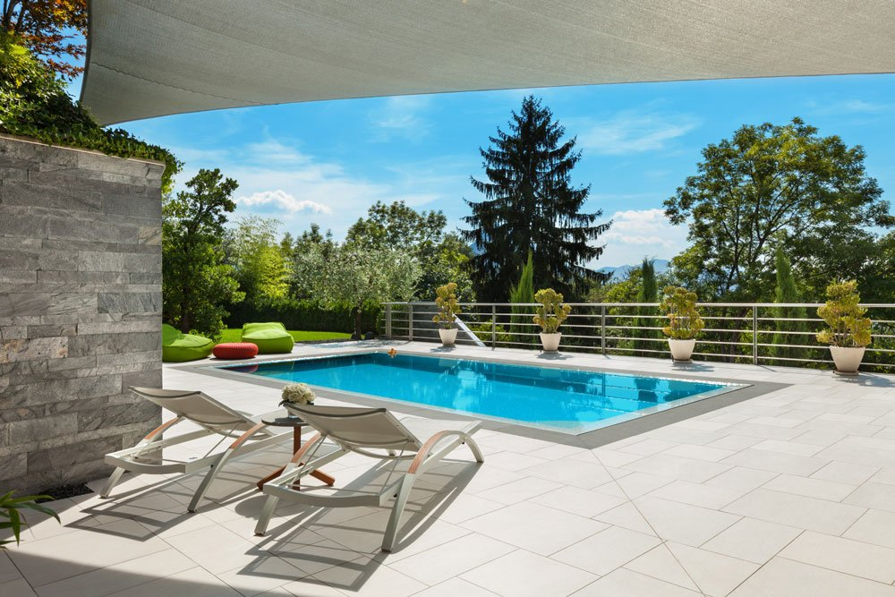 Pool Naturstein
