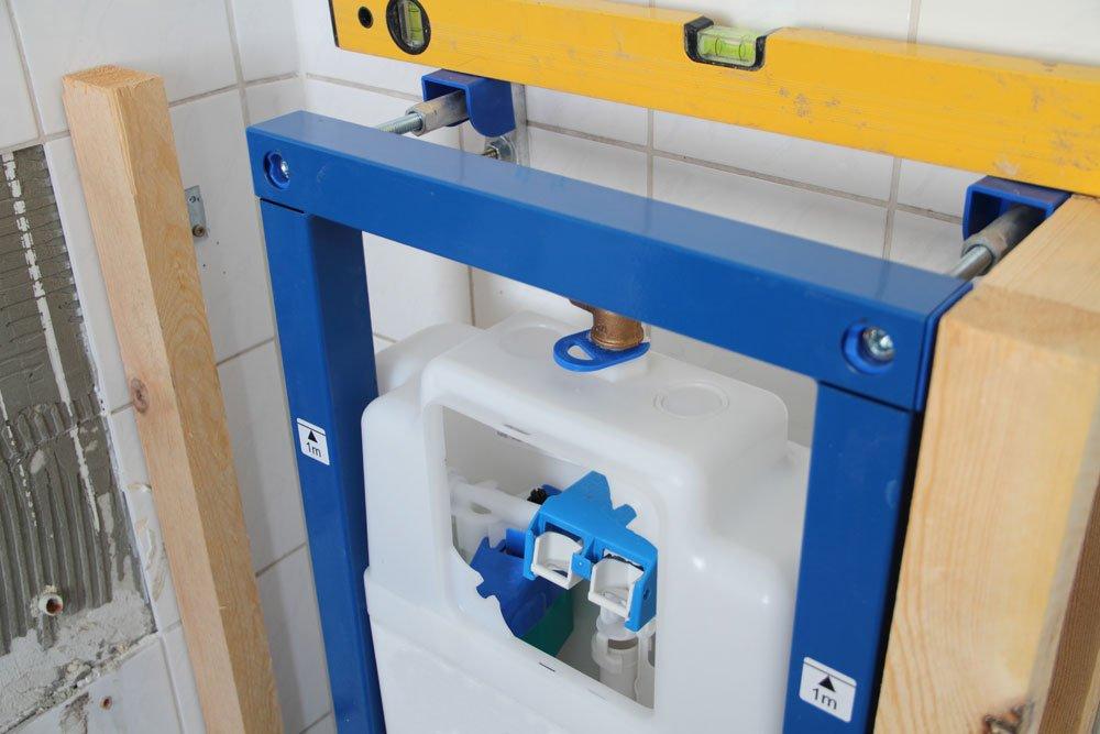 unterputz wc modul selber bauen