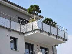 Balkon: Balustrade blickdicht machen - 4 Möglichkeiten