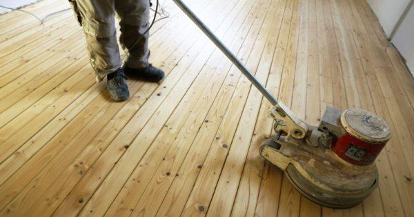 Holzboden Abschleifen Und Restaurieren Anleitung Tipps Heimwerkertricks Net