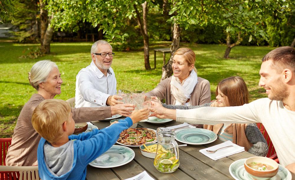 Zweifamilienhaus Vorteile