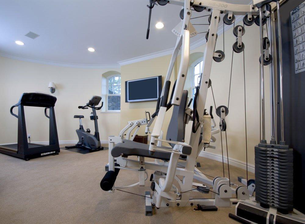 Fitnesskeller