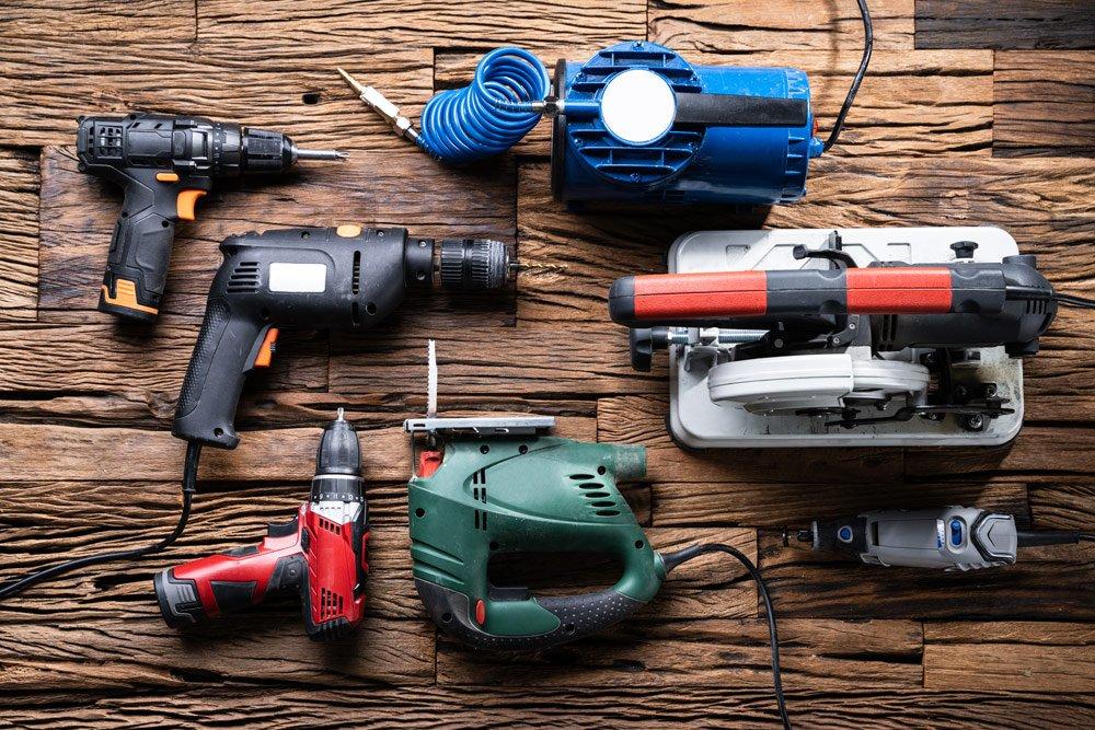 Nachhaltigkeit beim Heimwerken: Werkzeug reparieren