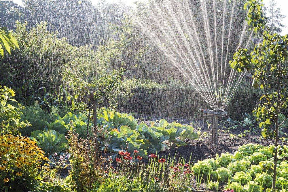Garten Rasensprenger