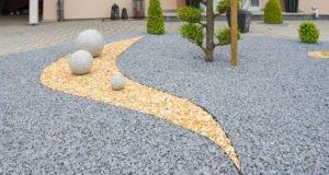 Gartengestaltung ohne Rasen