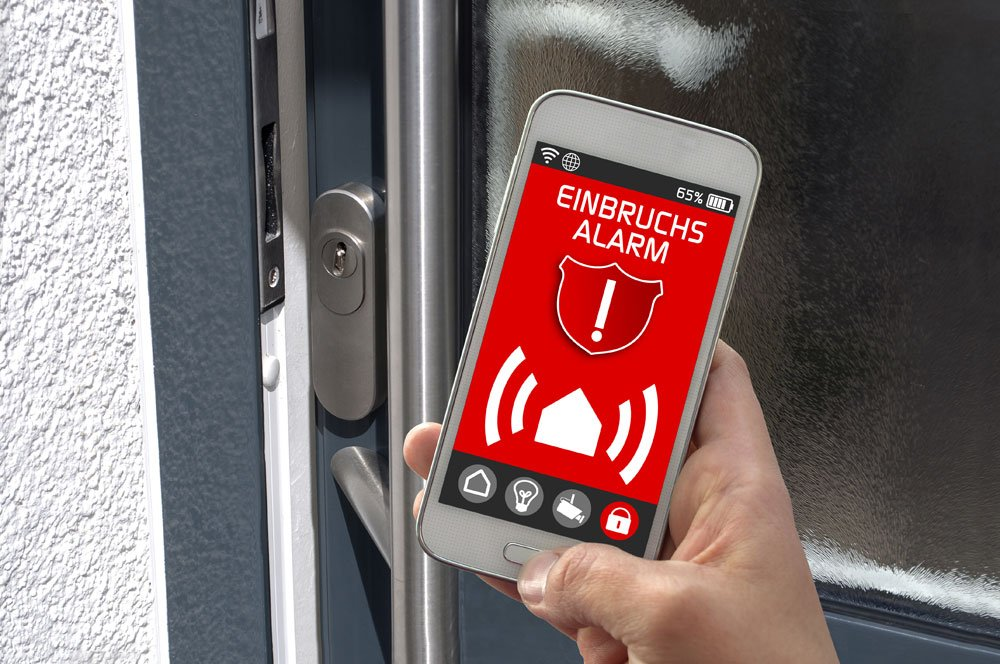 Smart Home Einbruchschutz