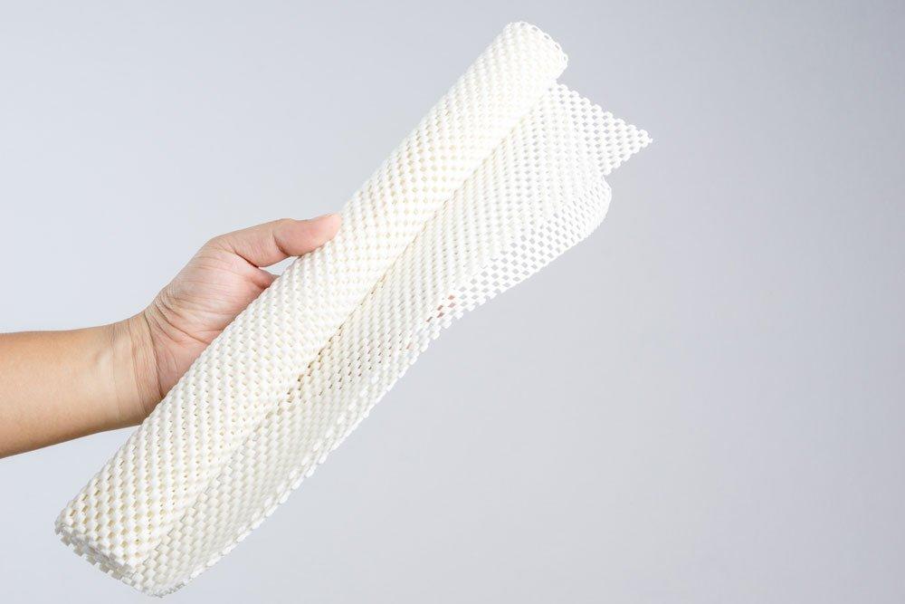 Antirutschunterlage für Teppiche